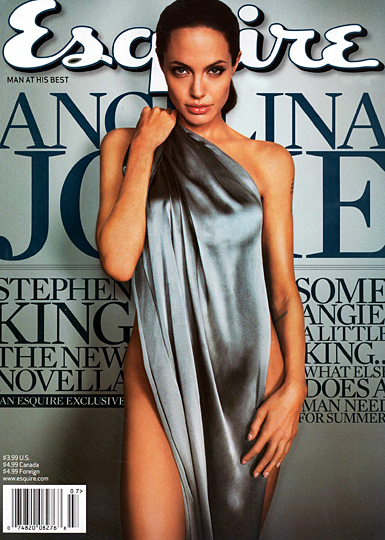 angelina jolie esquire cover