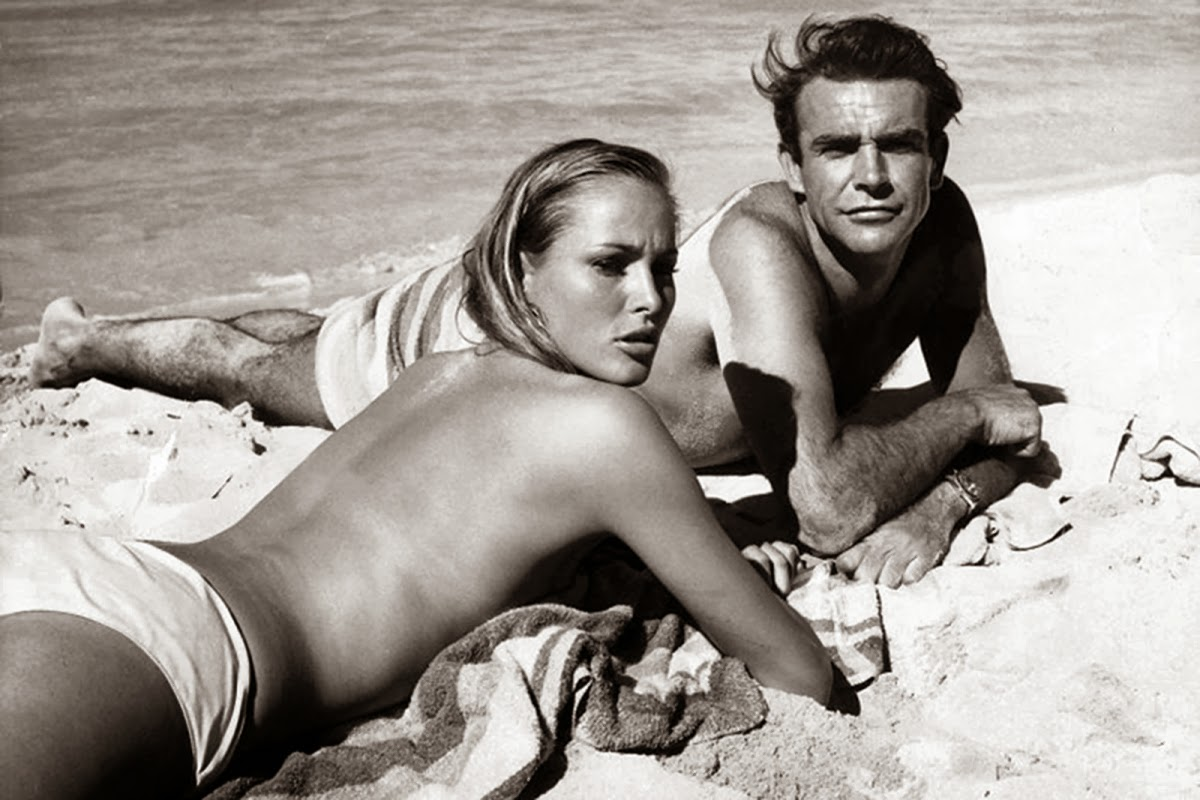 SirSean Connery & Ursula Andress