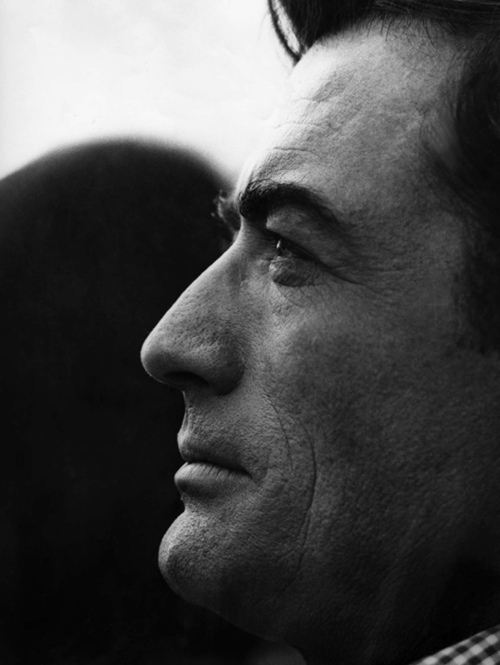 Gregory Peck profile