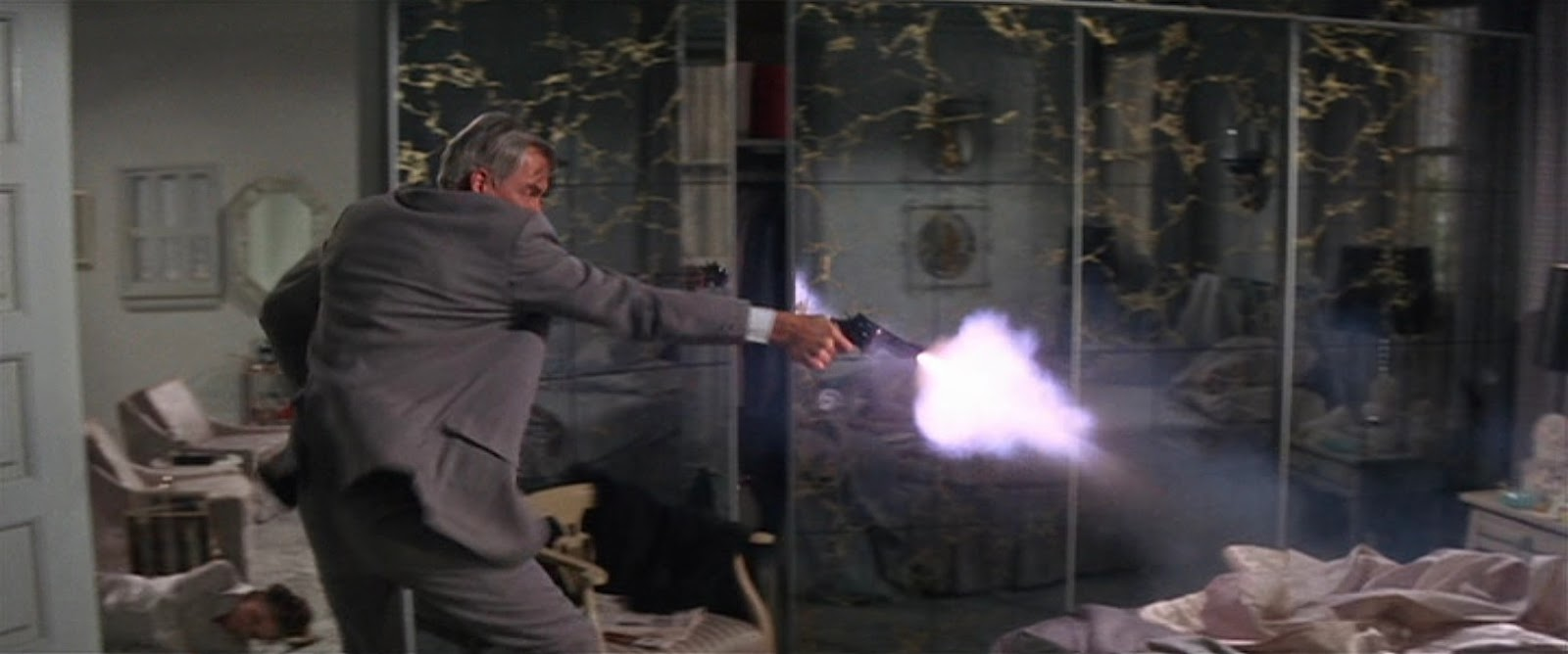 Lee Marvin in the Movie 'Point Blank'
