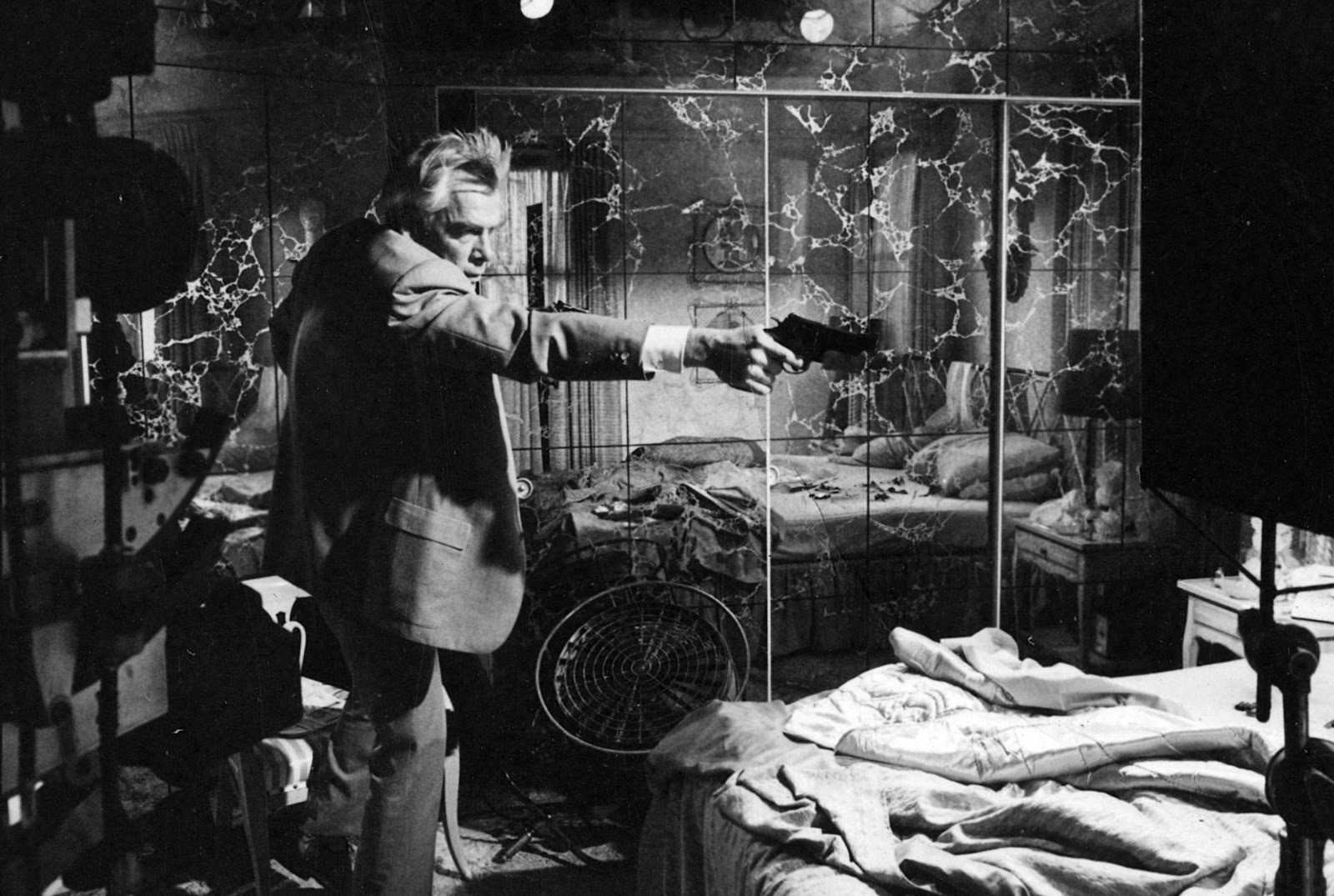 Point Blank Lee Marvin shooting
