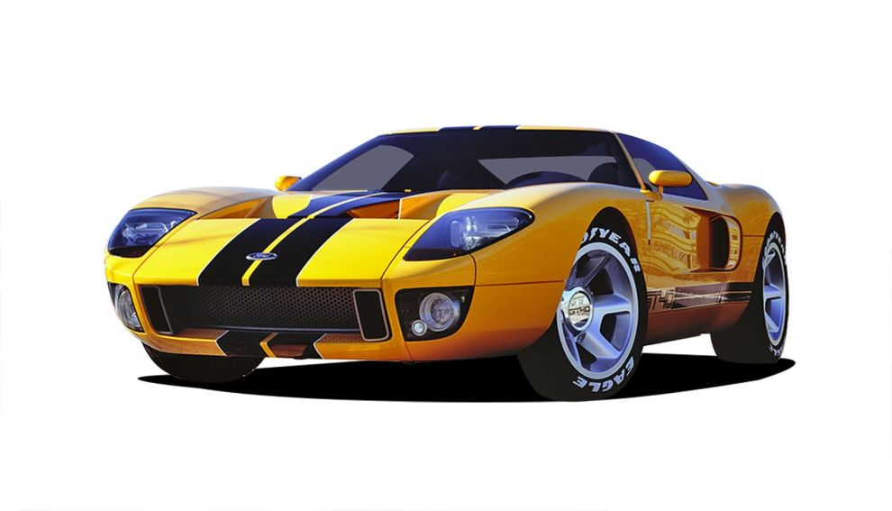 2002 ford gt