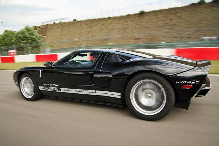 Ford GT 40 by matech