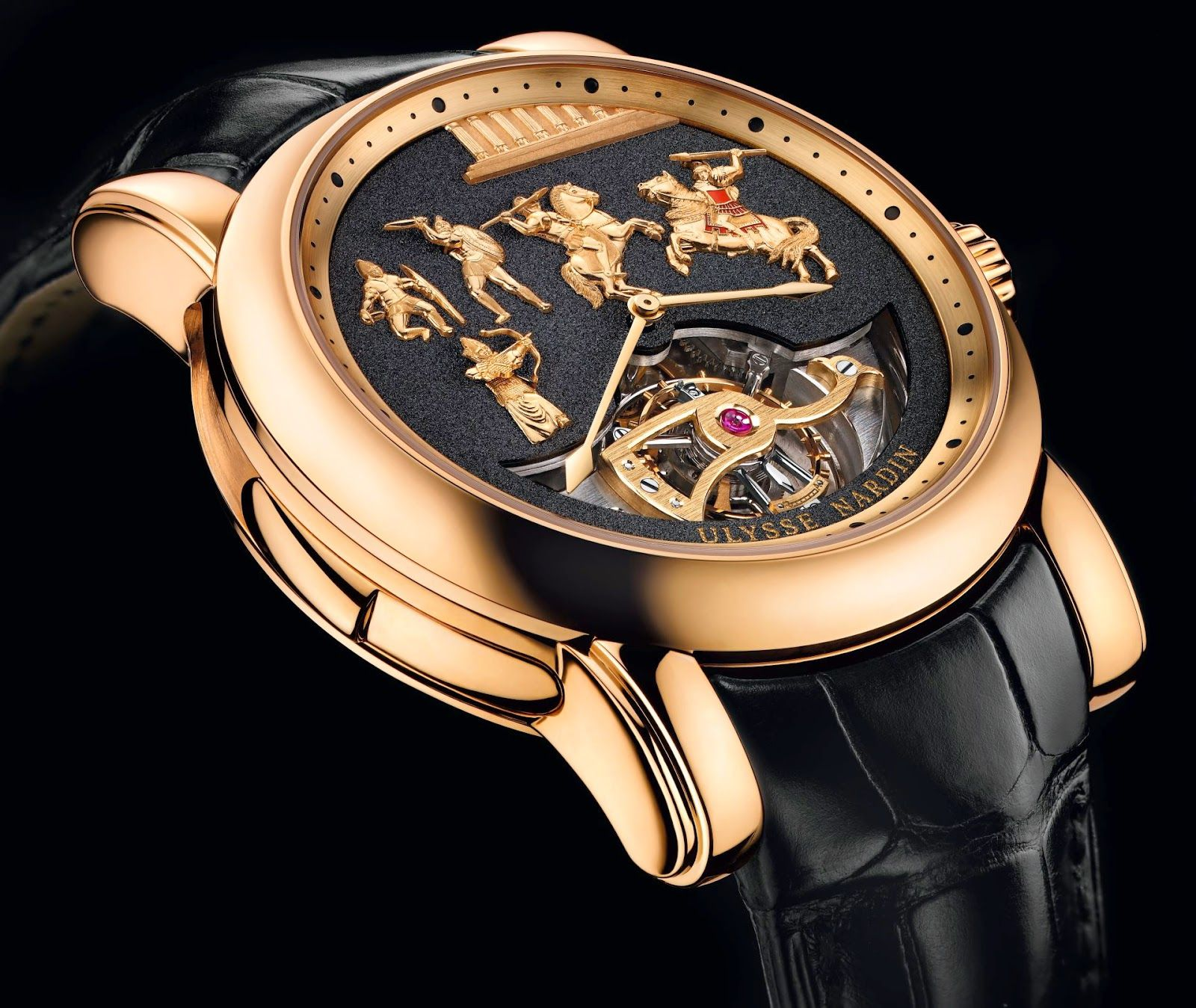 WM Tourbillon