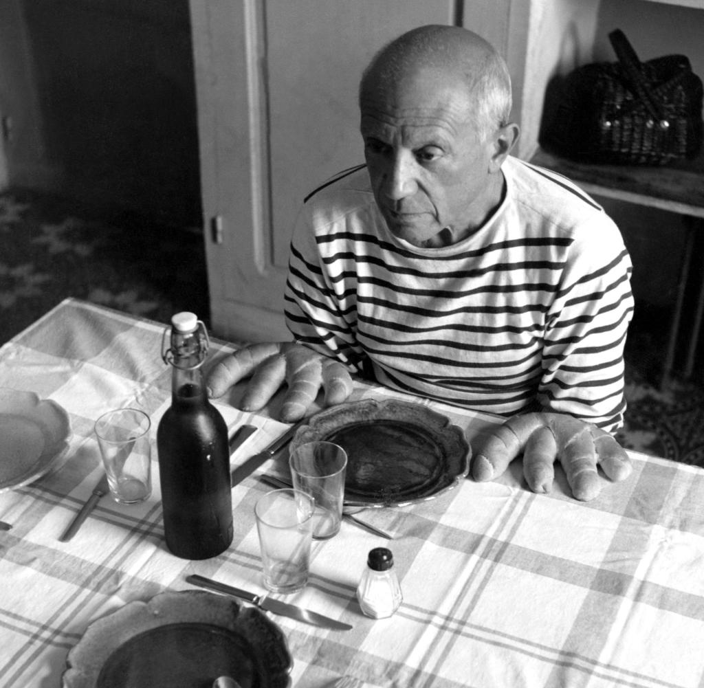 Pablo Picasso: Painting is just another way of keeping a diary