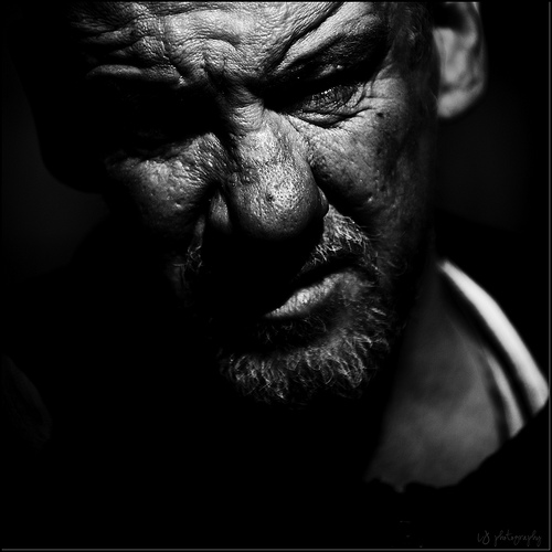 Lee Jeffries Strong
