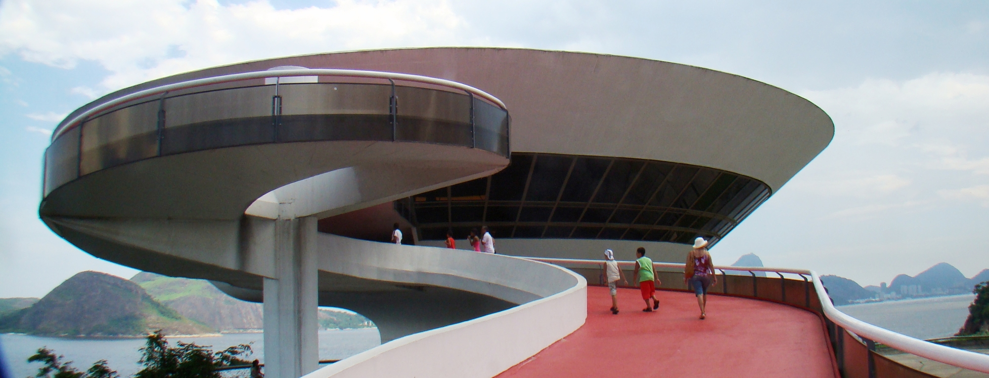 museum of contemporary art basel by oscar niemeyer architecture