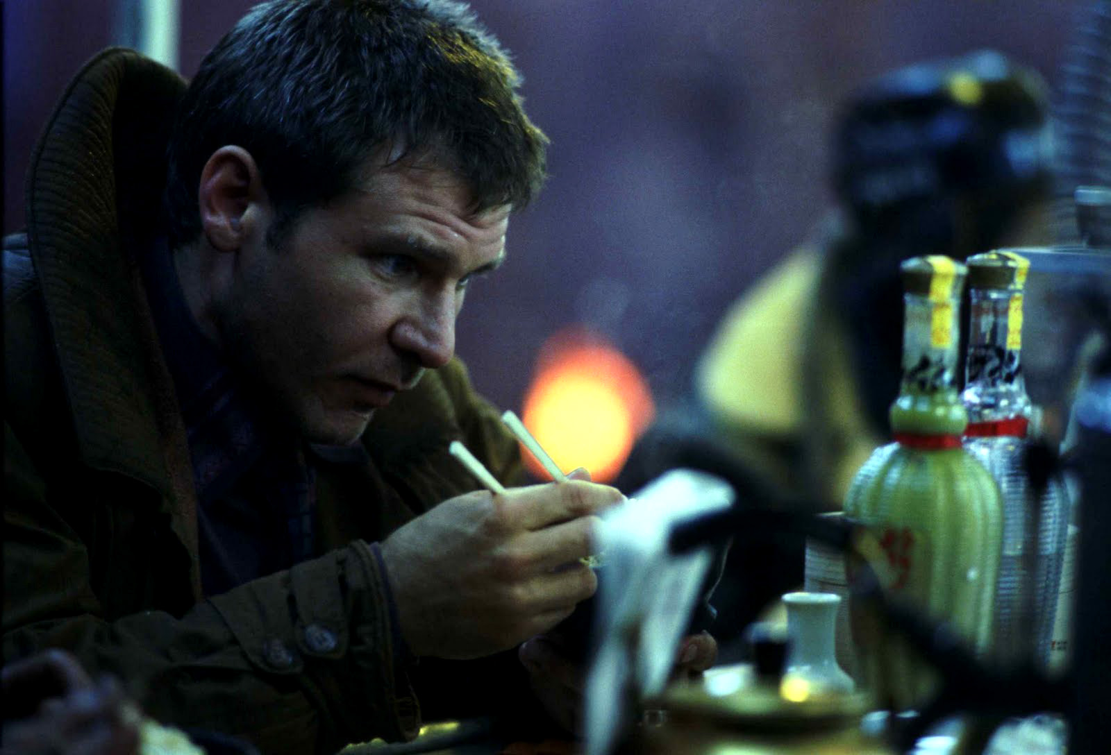 Deckard is a blade runner