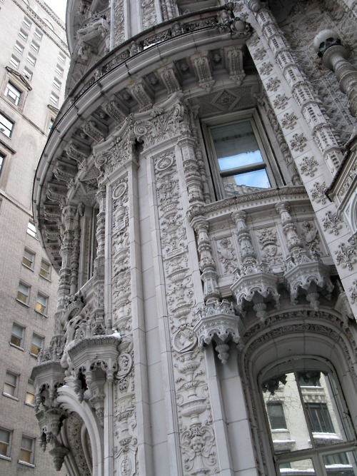 Alwyn Court 180 West 58th Street