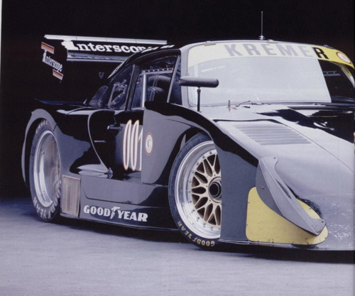 porsche 935 kremer widebody