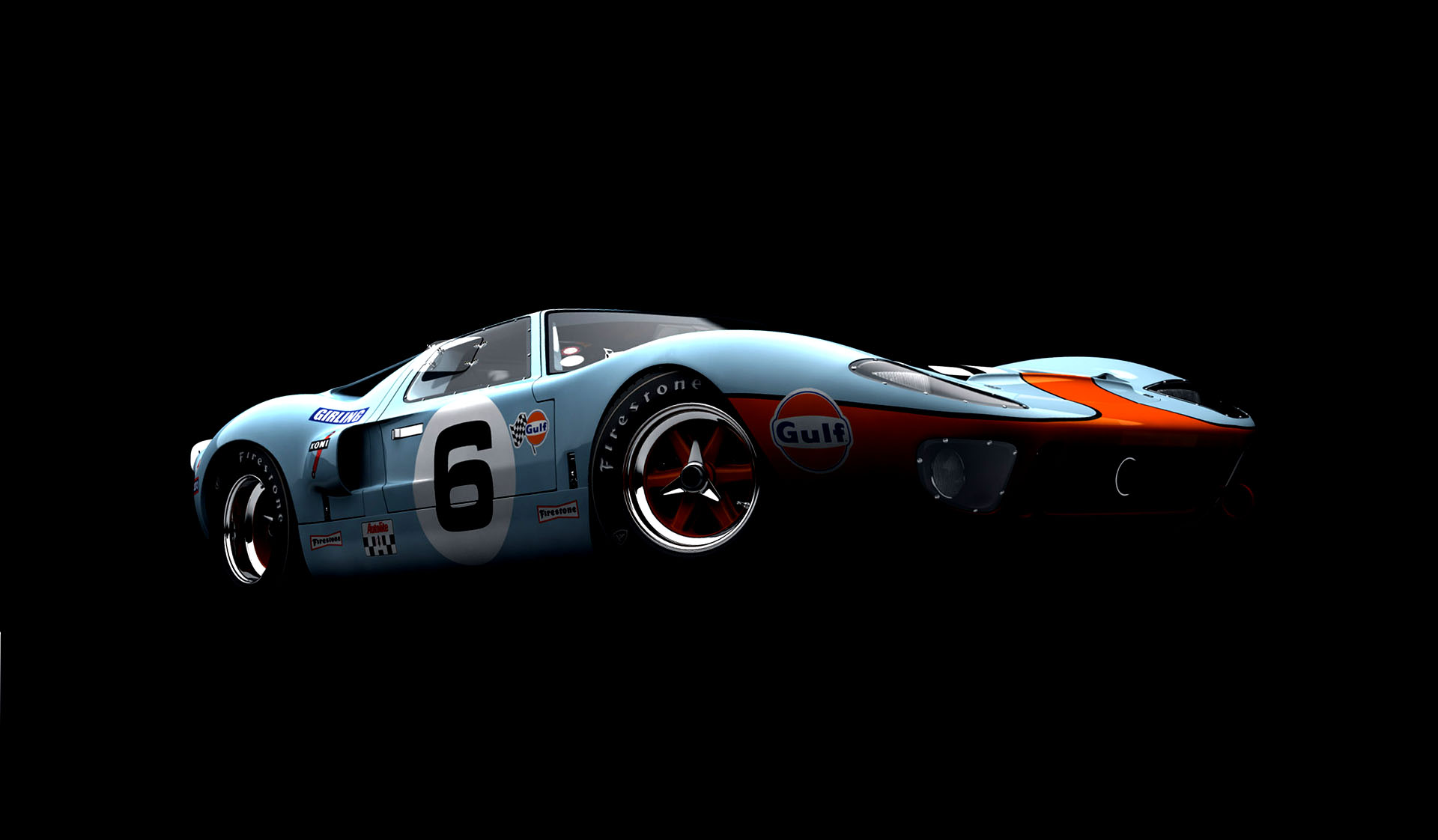 Ford GT 40""