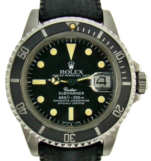 Rolex Submariner cartier