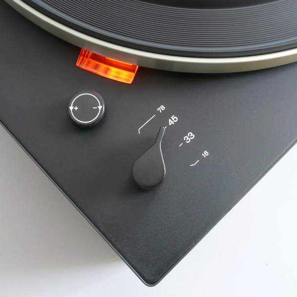 Braun PS 500 by dieter rams