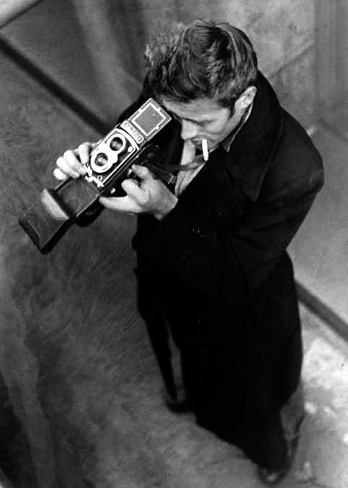James Dean in New York
