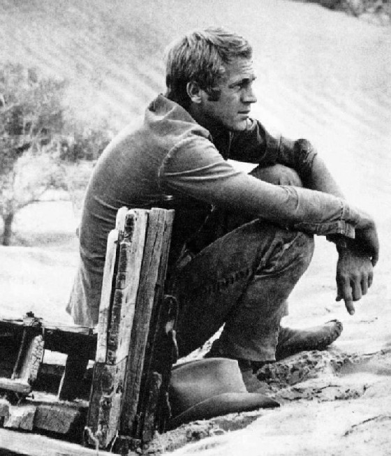 Nevada Smith featured a remarkable cast: Steve McQueen