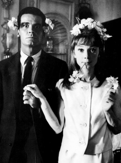 Audrey Hepburn & James Garner  The Children's Hour