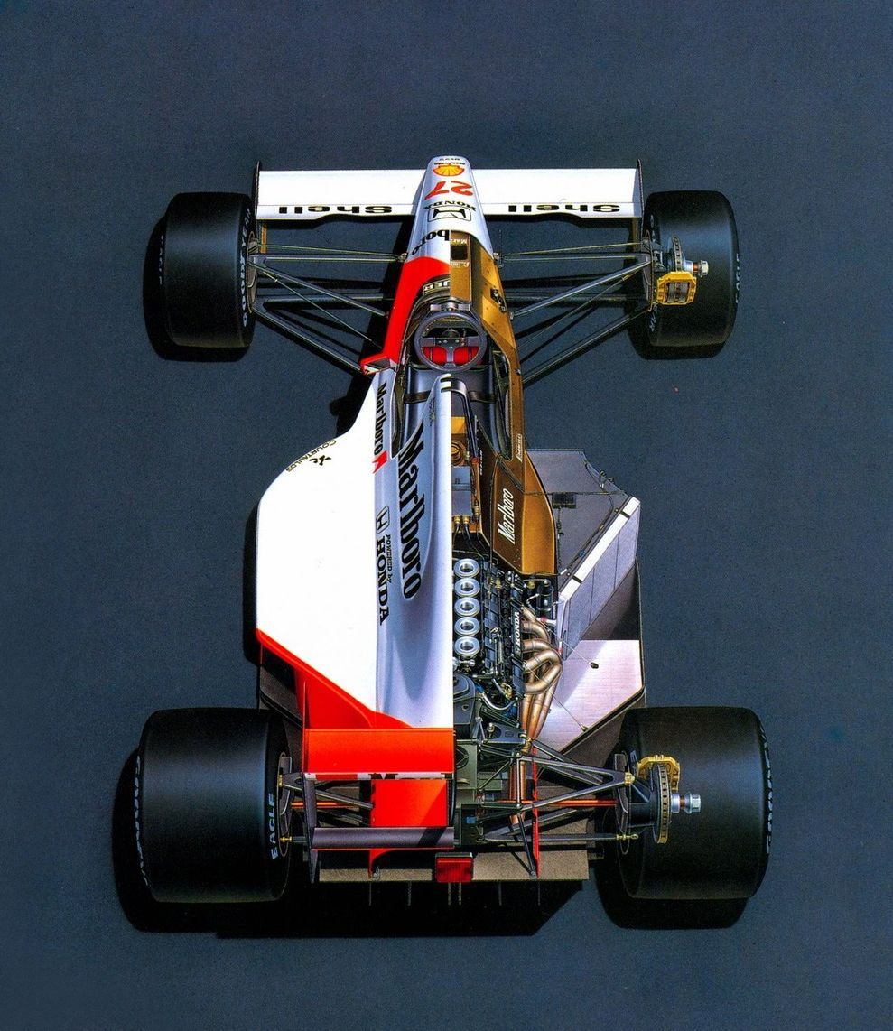 The McLaren M28 is a Formula One racing car built and run by McLaren in 1979