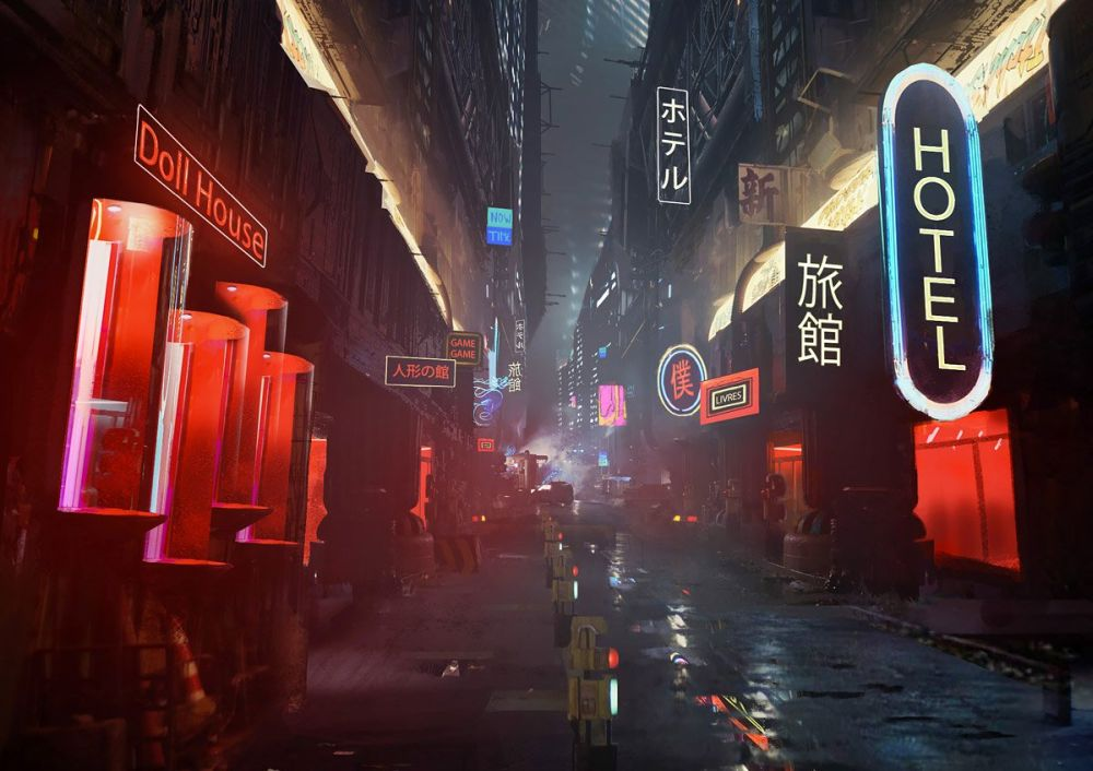 The dystopian themes in Blade Runner explored