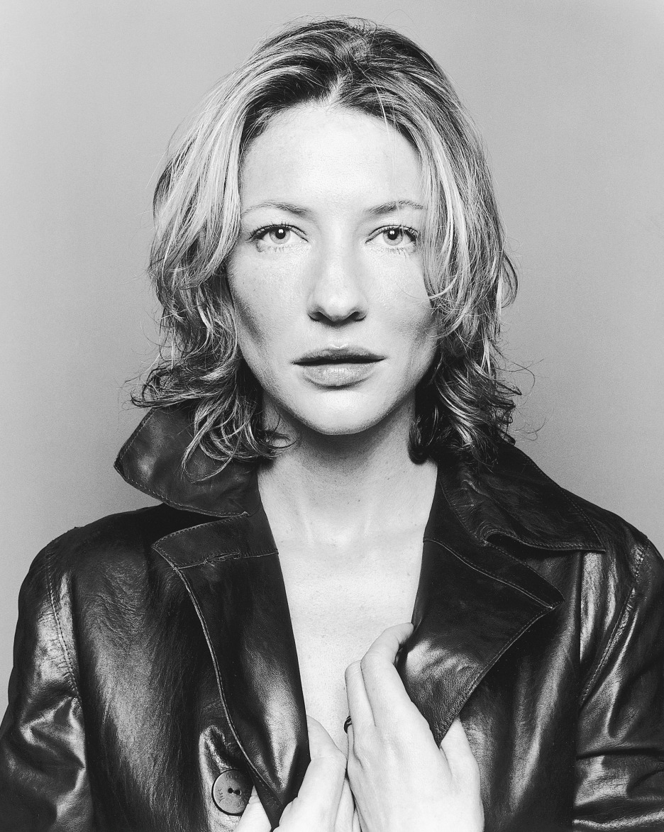 Cate Blanchett photographed by Rankin.