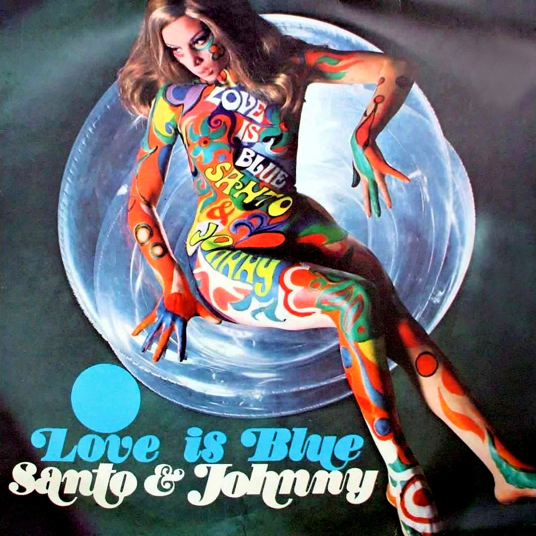 santo johnny love is blue