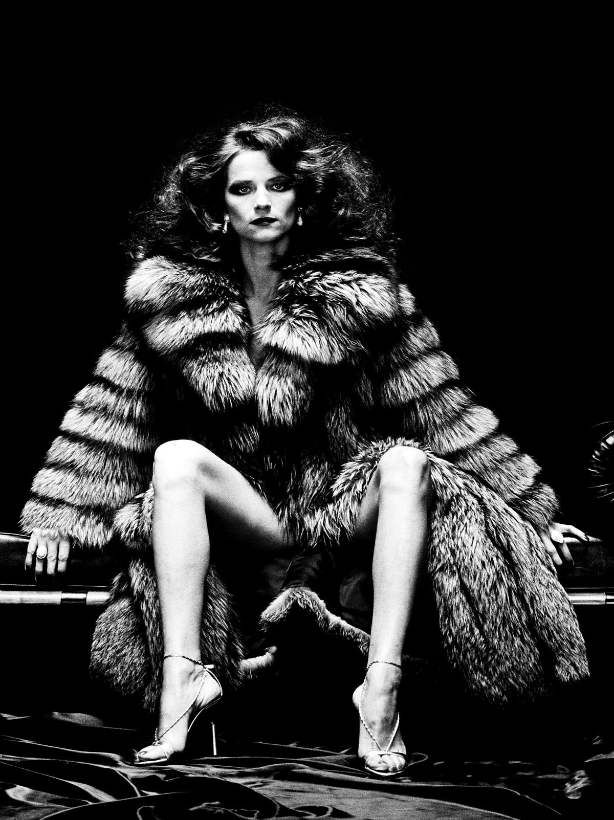 Charlotte Rampling as Venus in Furs