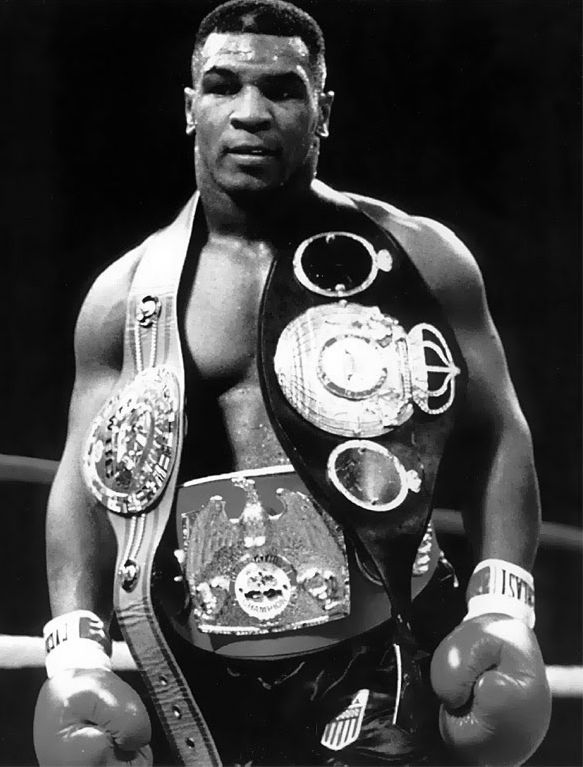 Mike Tyson champ