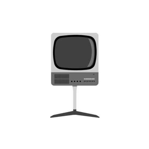 Dieter Rams FS80 Television