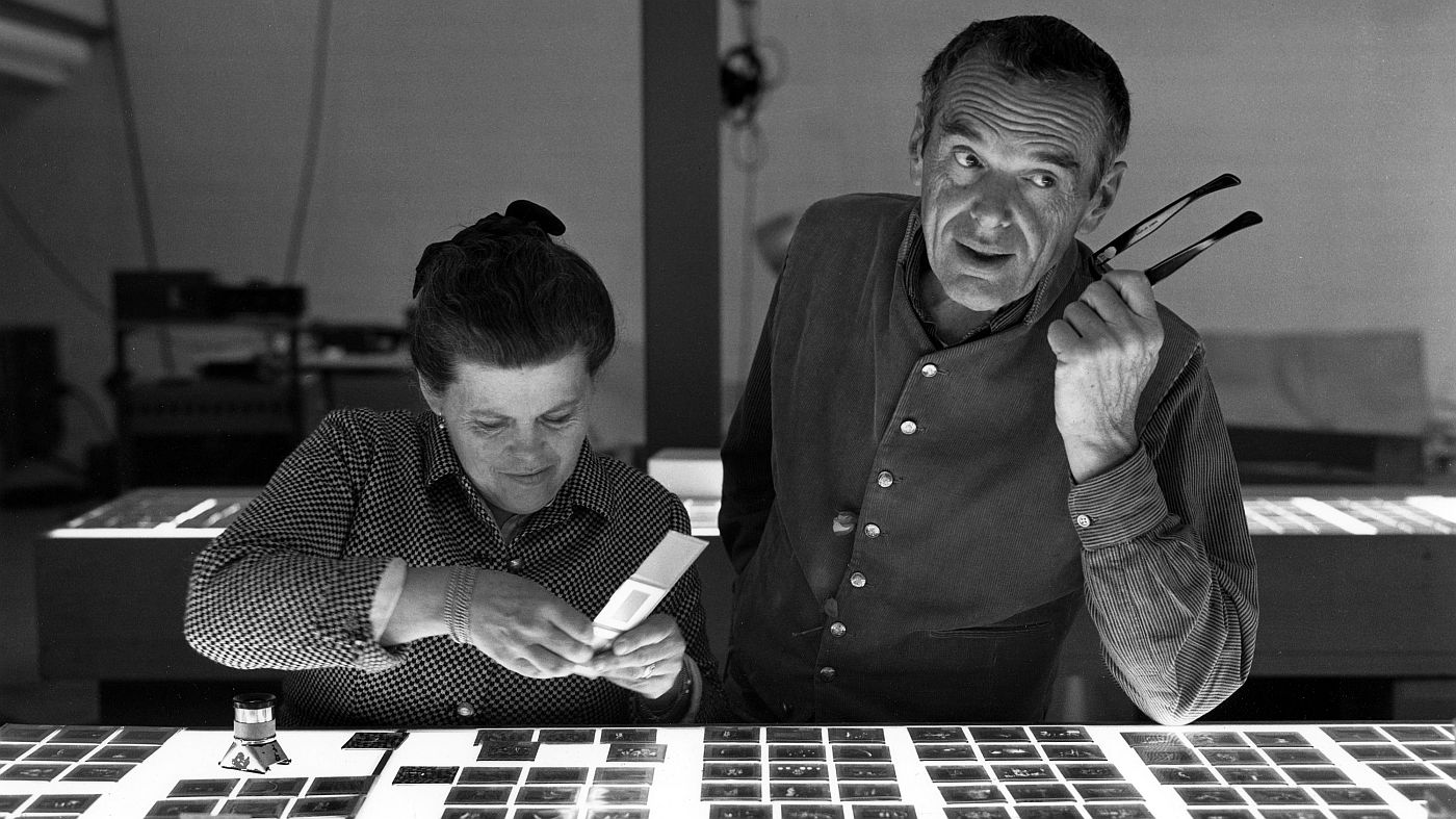 Work of Charles & Ray Eames