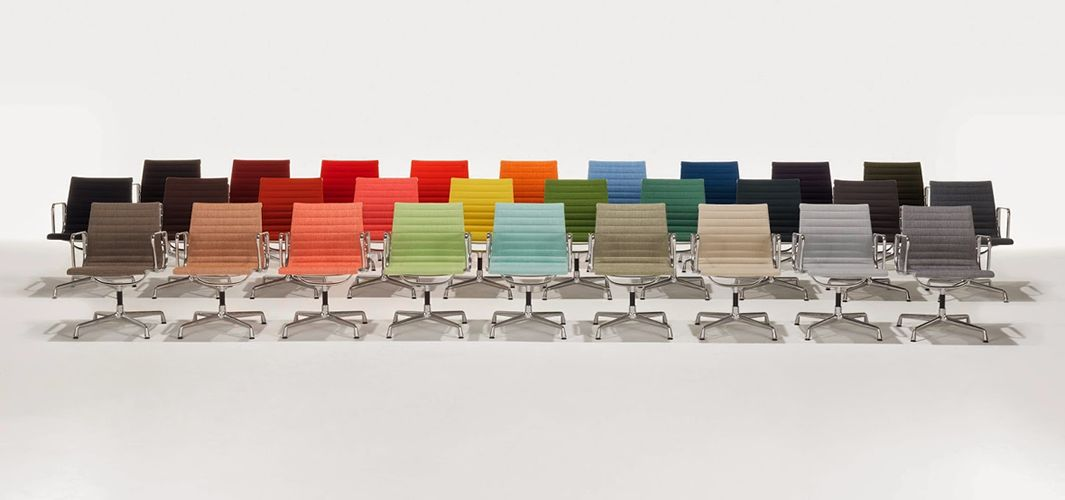Eames Chair Aluminium