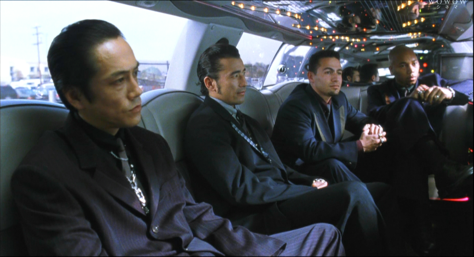 Brother by Takeshi Kitano the gang