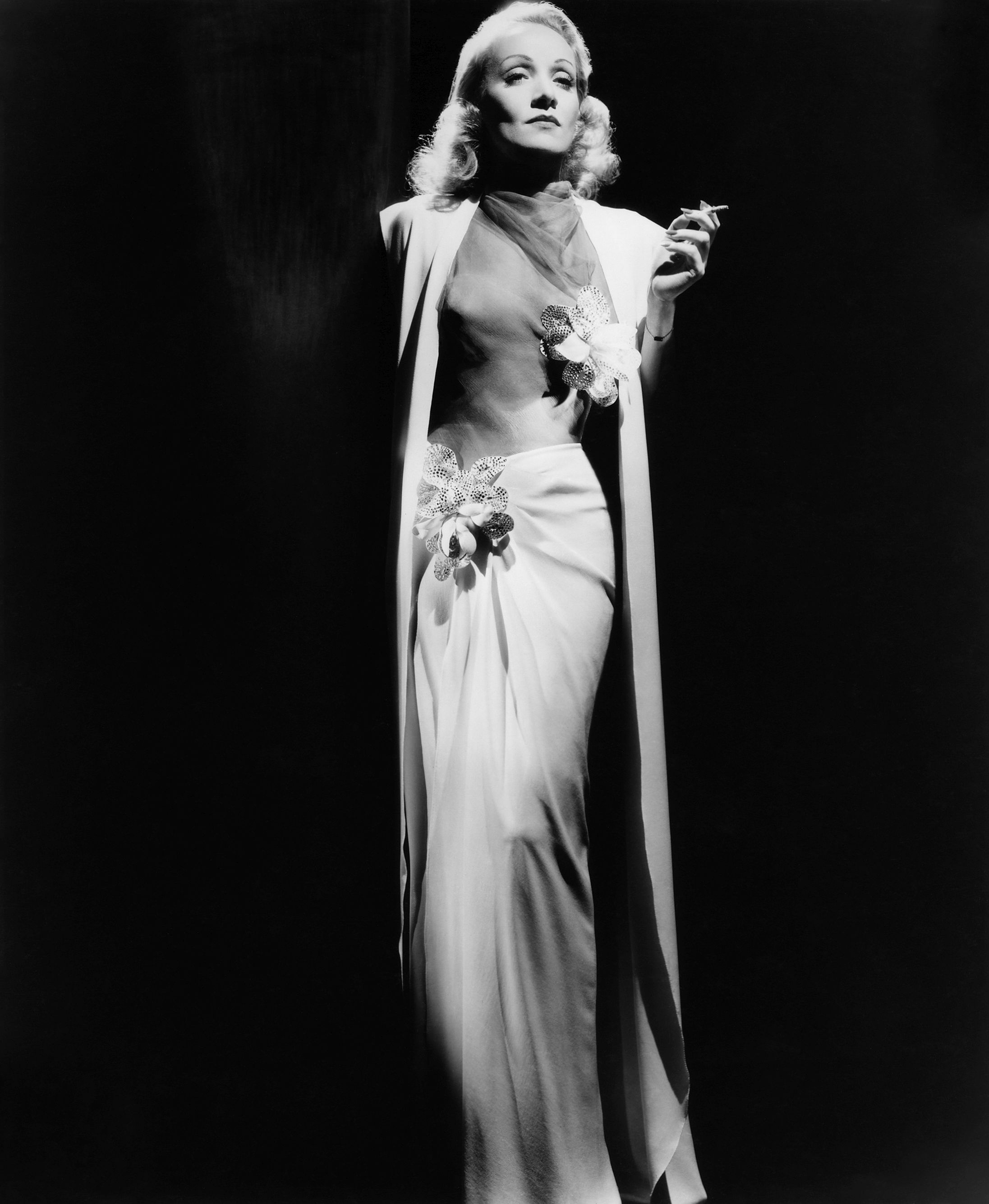 Marlene Dietrich in the movies