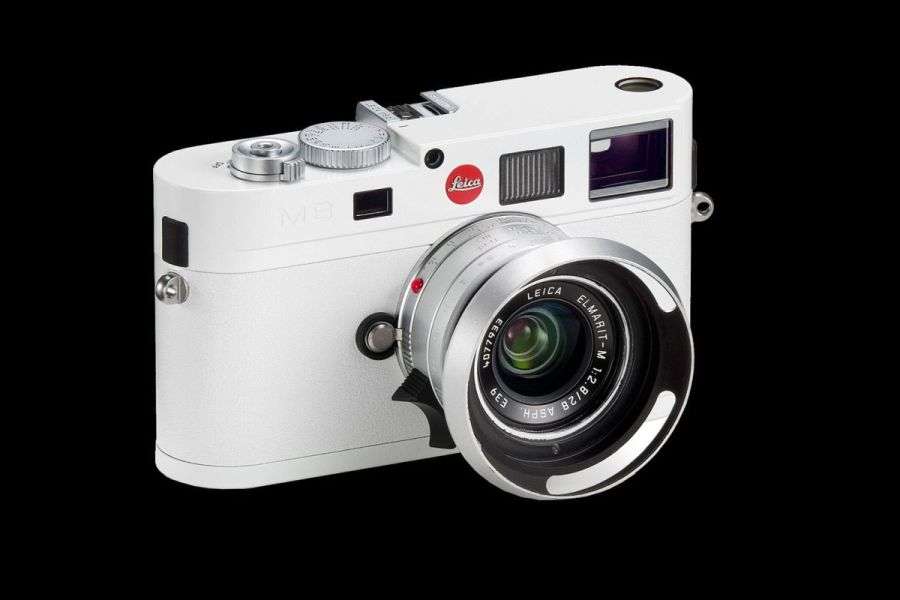 Leica M8 Limited Edition White