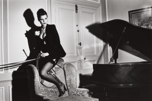Helmut Newton Paris 1976