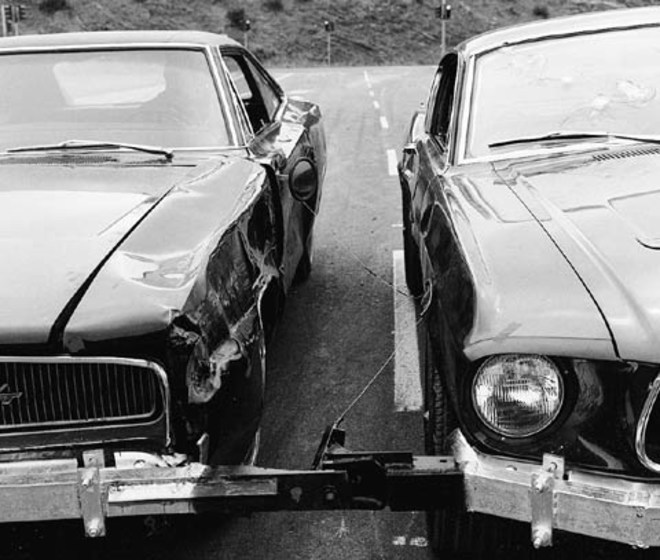 Bullitt behind the scenes