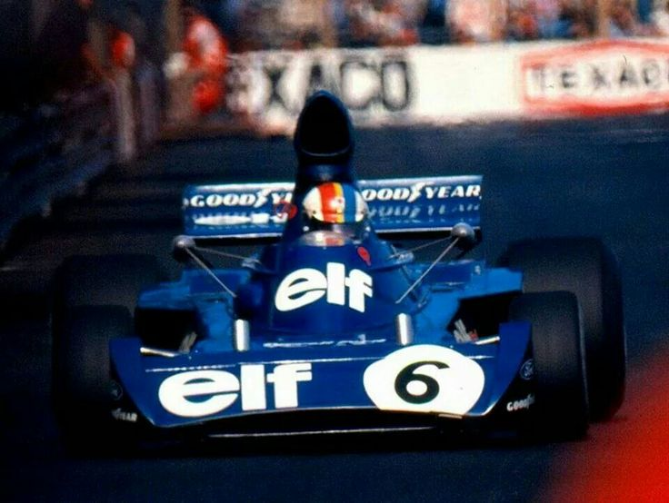Tyrrell 006 Ford Cosworth V8