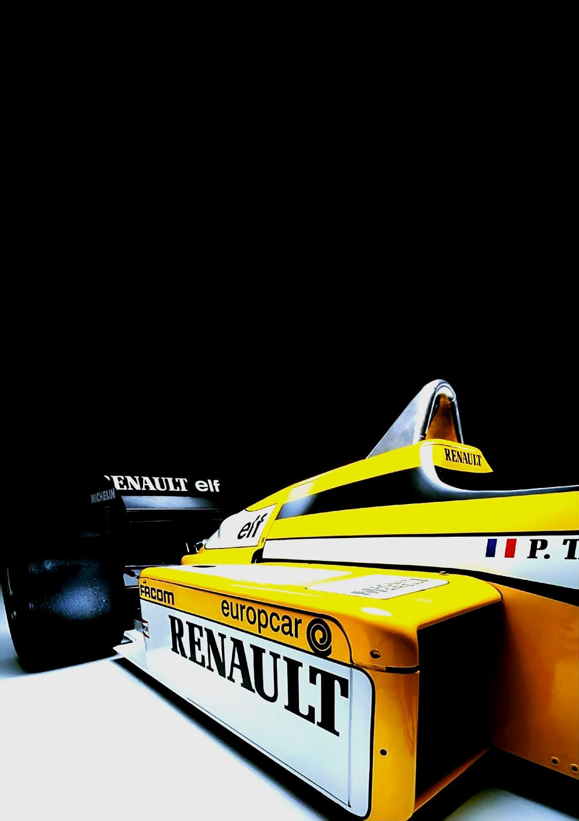 renault elf team f1