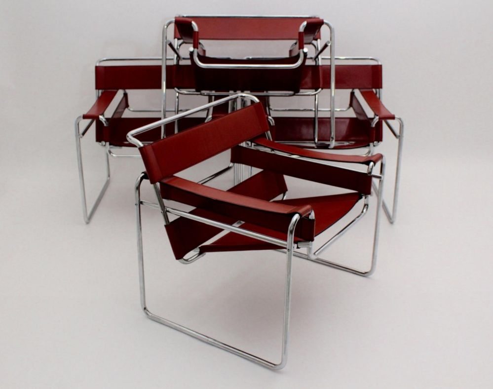 Model-B3-Wassily-Chairs-Marcel-Breuer