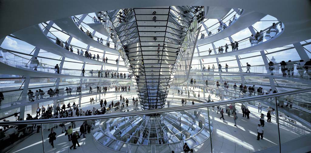 Foster + Partners, Reichstag