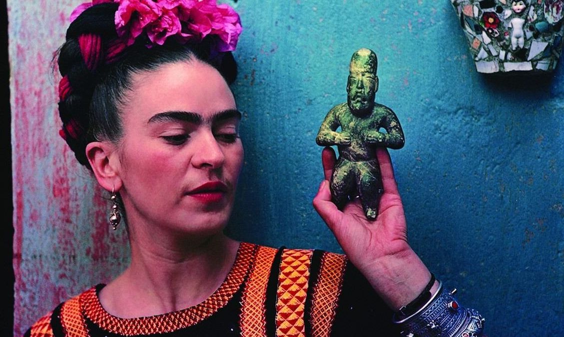 The Colorful Totems Frida Kahlo