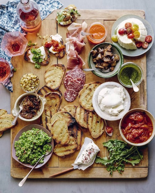 How to make Antipasti
