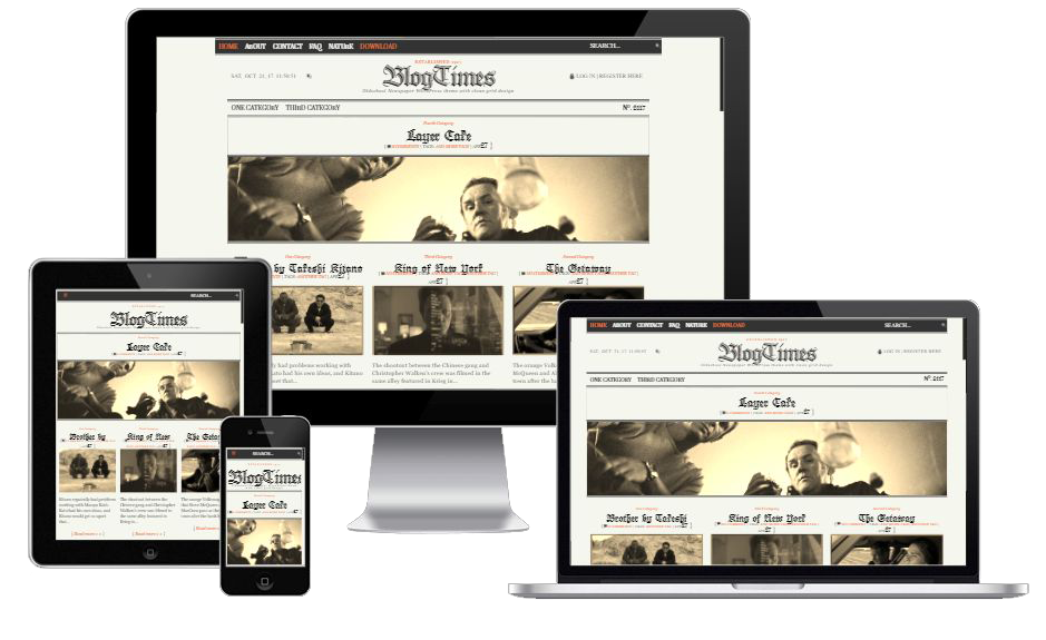 The BlogTimes Newspaper