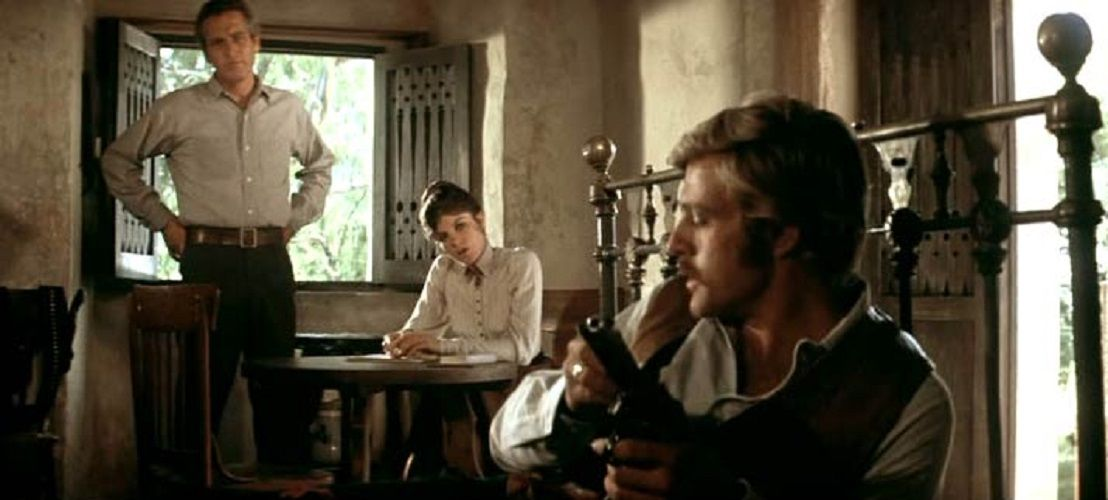 1969 – Butch Cassidy and the Sundance Kid