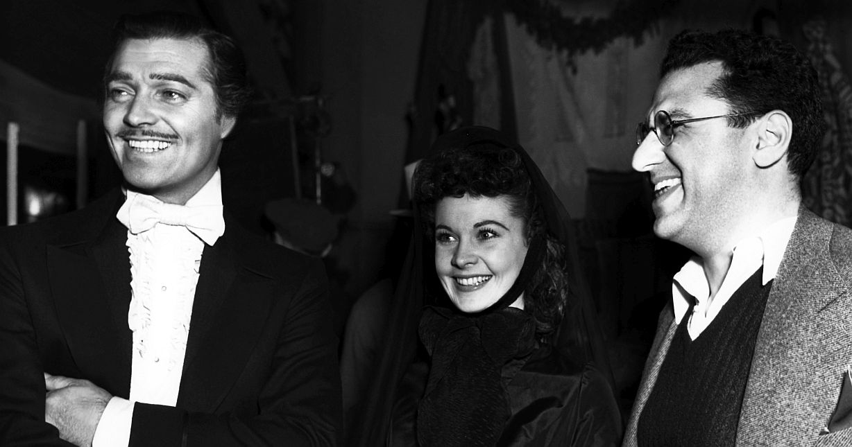 Gone With The Wind: Rhett Butler & Vivien Leigh