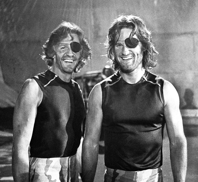 Escape from New York Kurt Russell