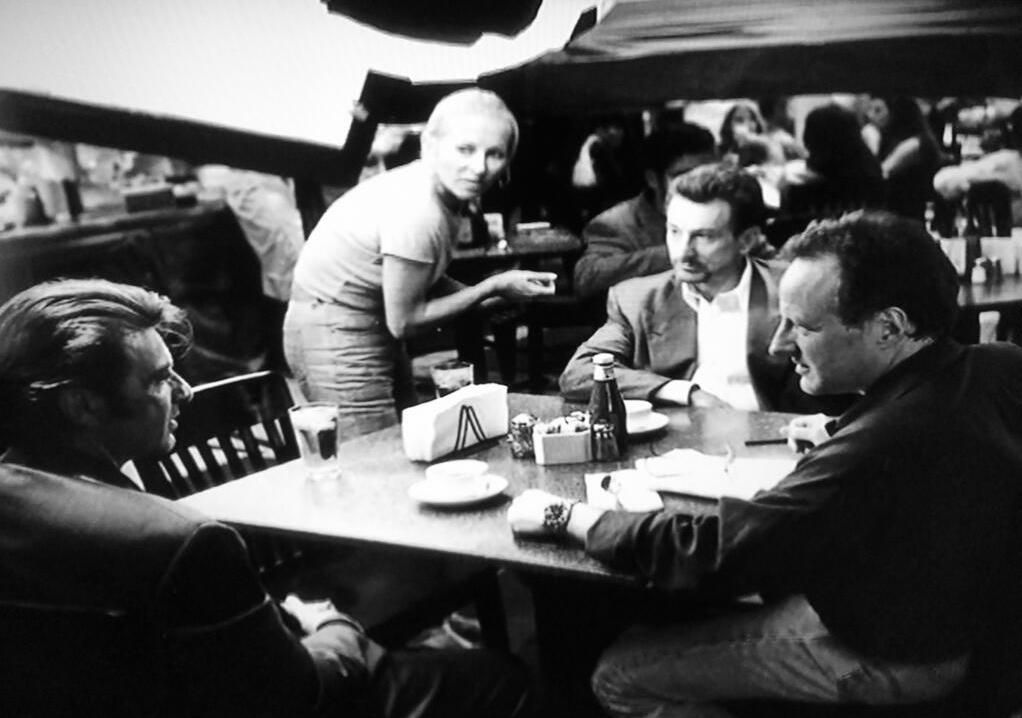 Heat by Michael Mann: the Restaurant Scene