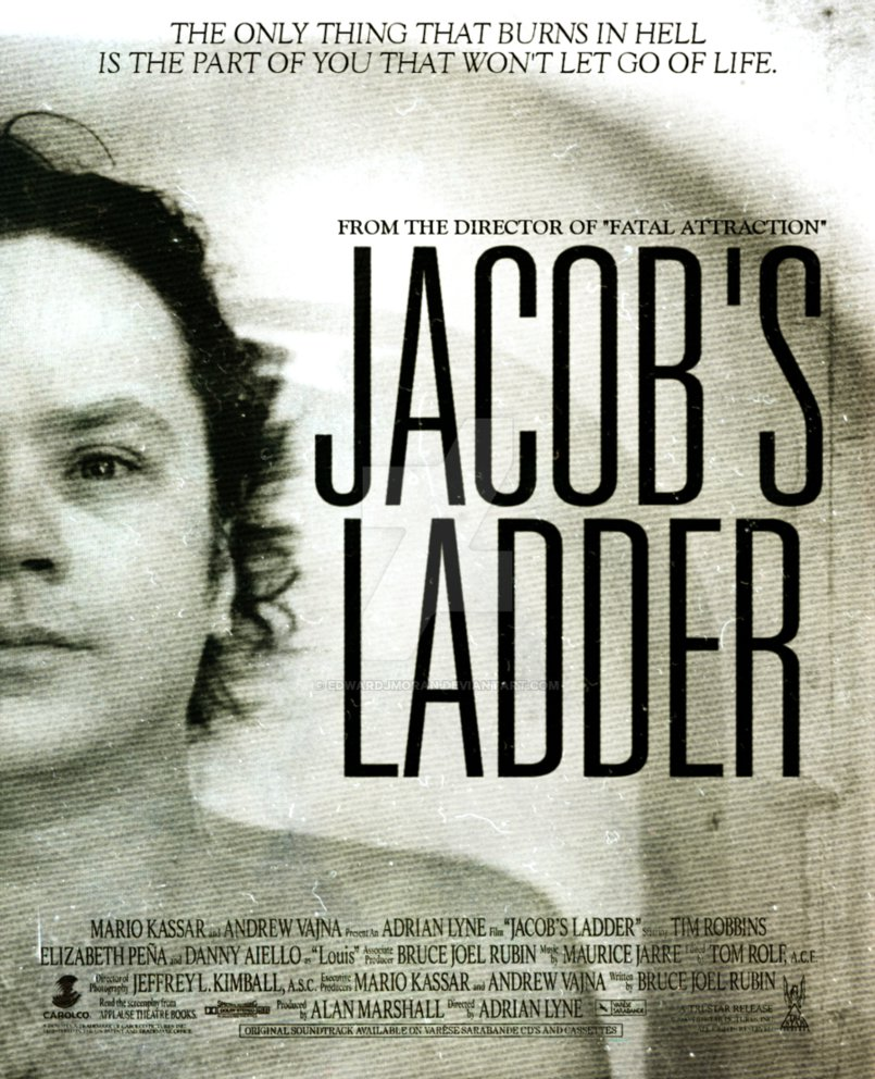 Jacob's Ladder book cover