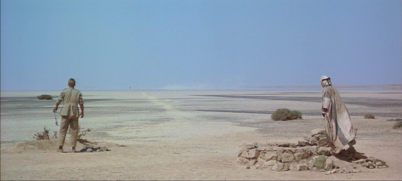 Lawrence of Arabia by David Lean