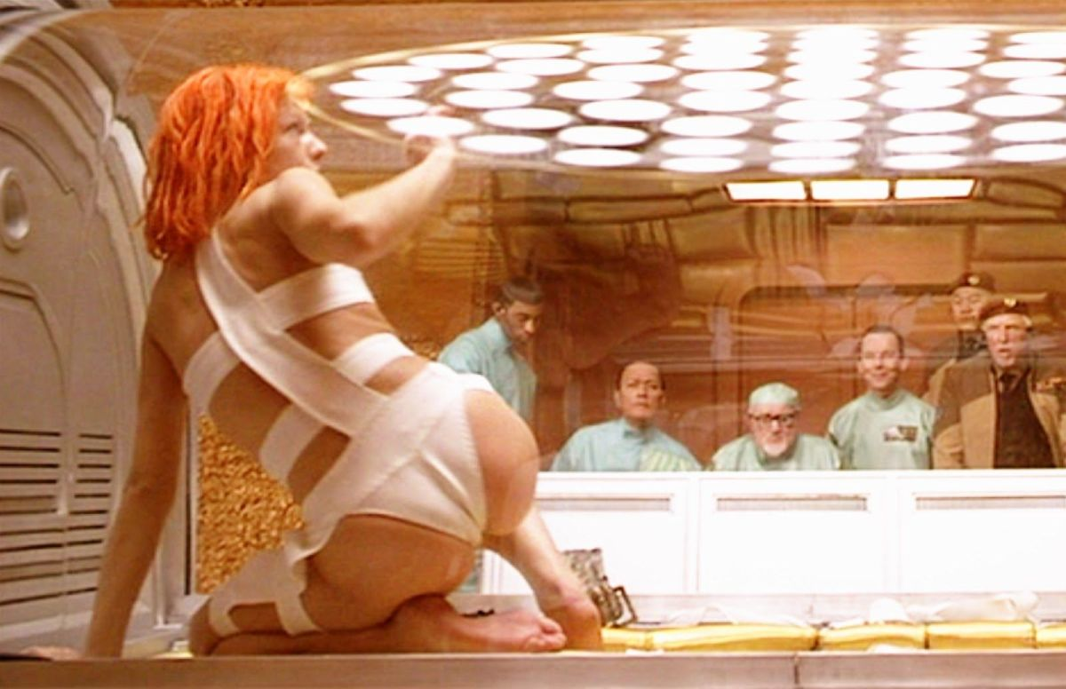 The Fifth Element Leeloominaï milla jovovich