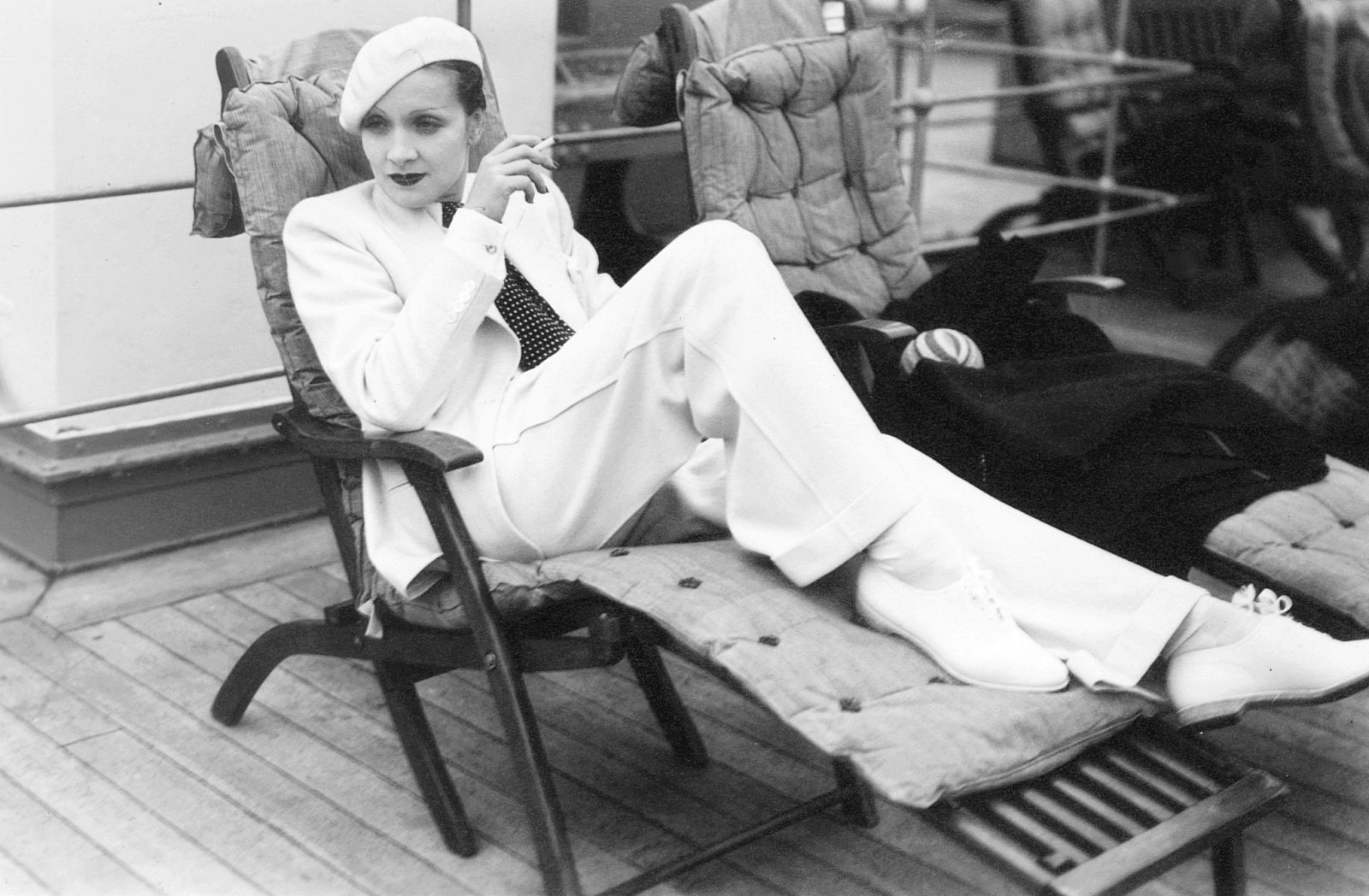Marlene Dietrich: The Icon
