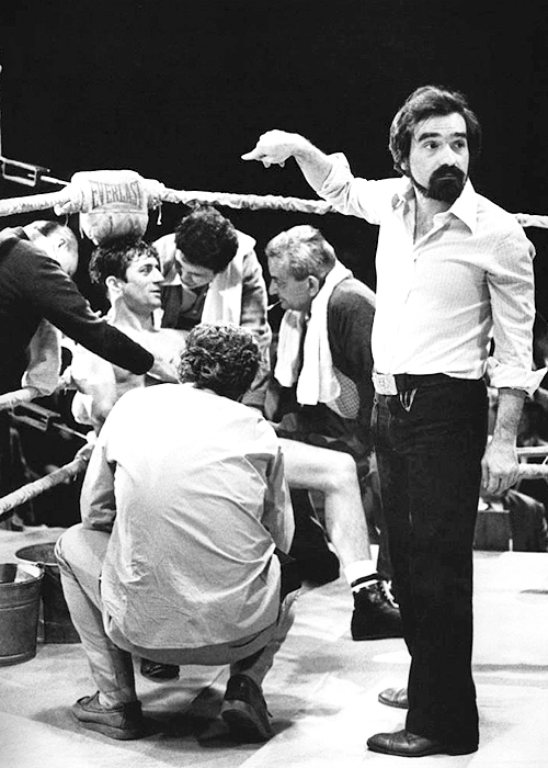 The style of Martin Scorsese